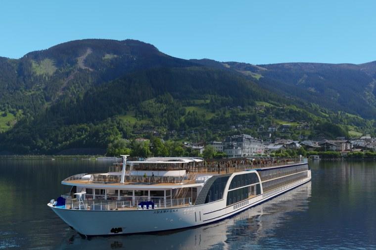 AmaWaterway AmaMaga river cruise ship