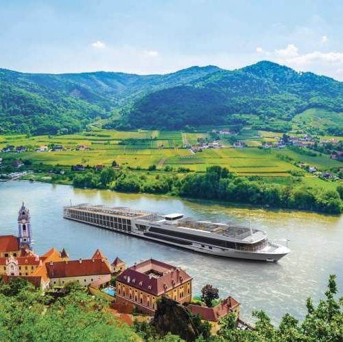 APT contemporary river ship