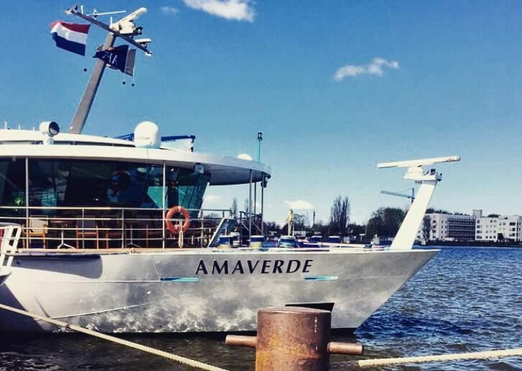 APT river cruise on AmaVerde