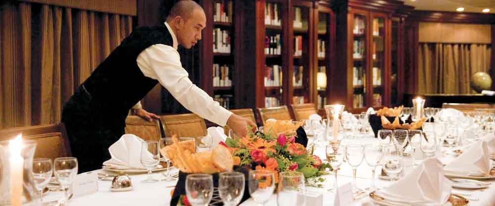 Azamara Dining