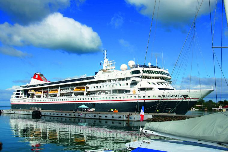 Braemar, Fred Olsen Cruise Lines