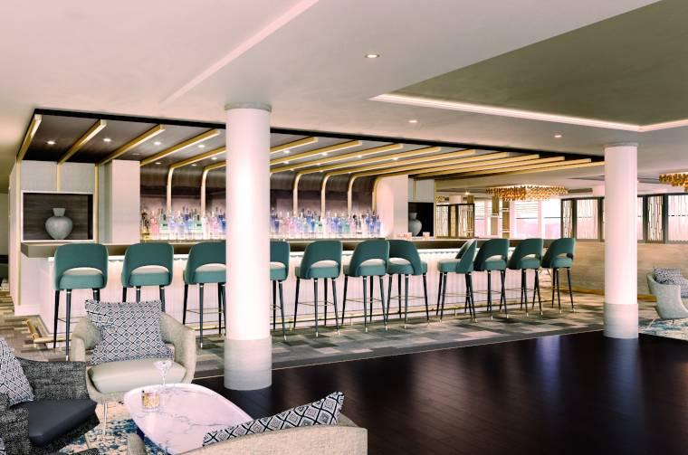 Britannia Lounge Bar Spirit Of Adventure