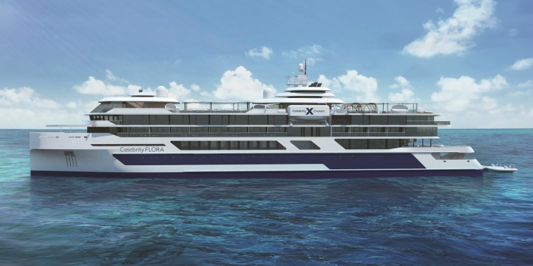Celebrity Cruises Flora