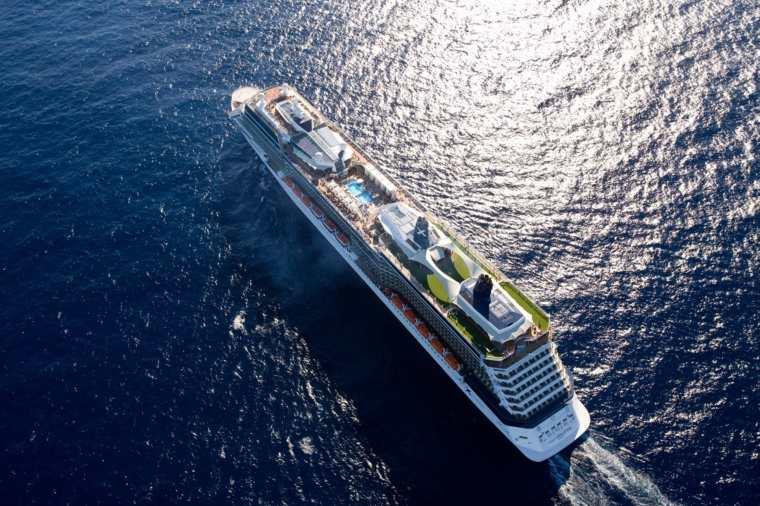 Celebrity Cruises Apex to sail out of Southampton