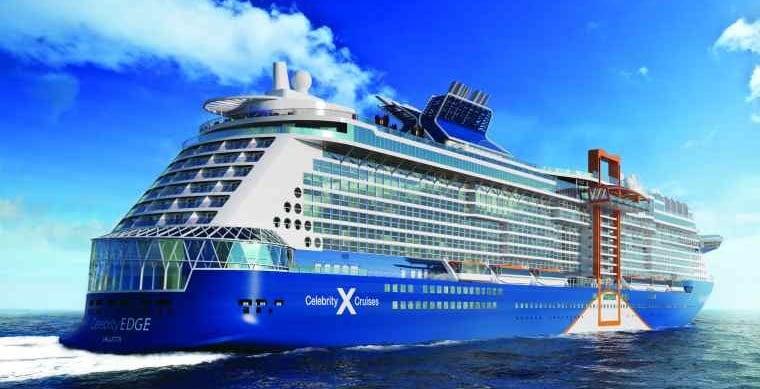 New ship Celebrity Edge