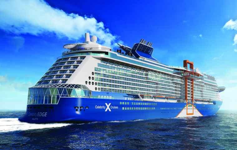 Celebrity Cruises Edge series
