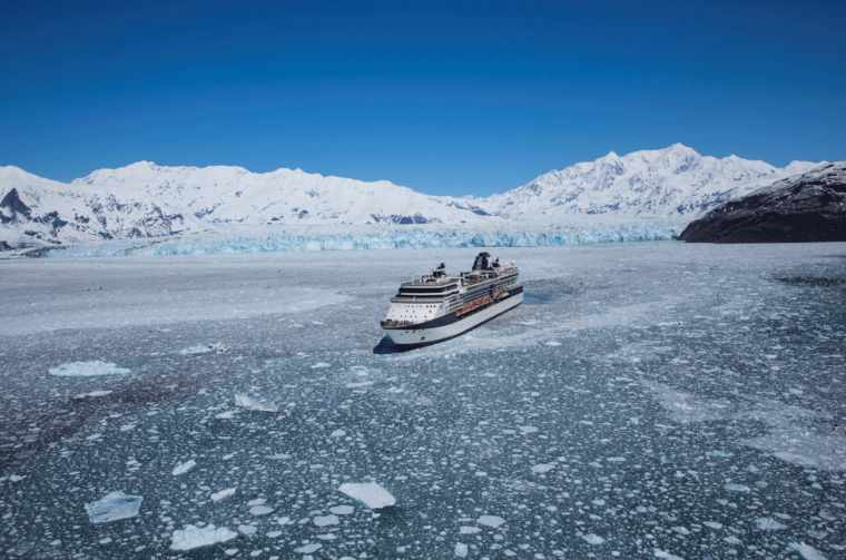 Celebrity Cruises in Alaska