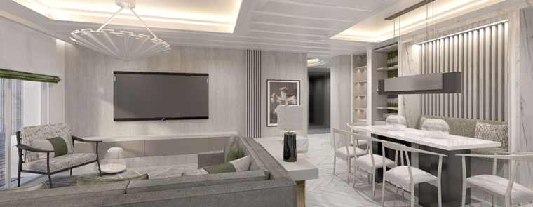 Celebrity Revolution Penthoouse Suite