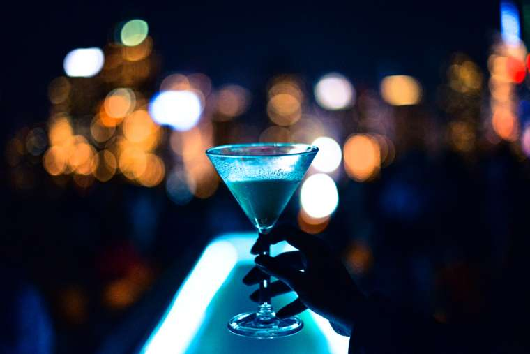 Cocktails in New York City, Manhattan