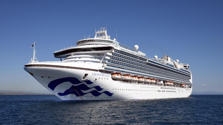Crown Princess 2020 UK sailings