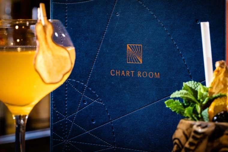 Cunard cocktails