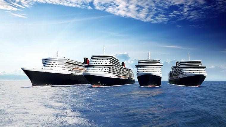 Cunard new ship fleet