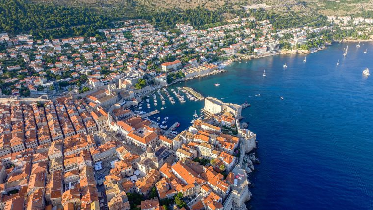Dubrovnik, filming locations of Game of Thrones
