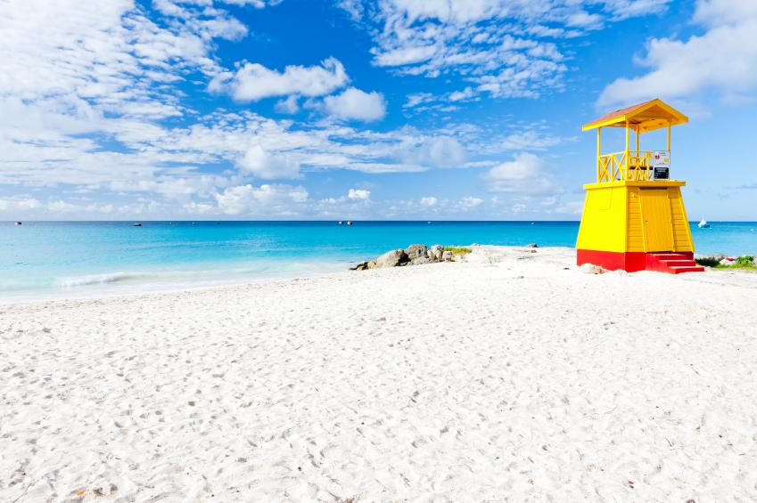 Enterprise Beach, Barbados,
