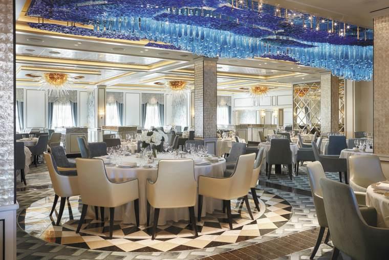 Regent Seven Seas Cruises, Compass Rose