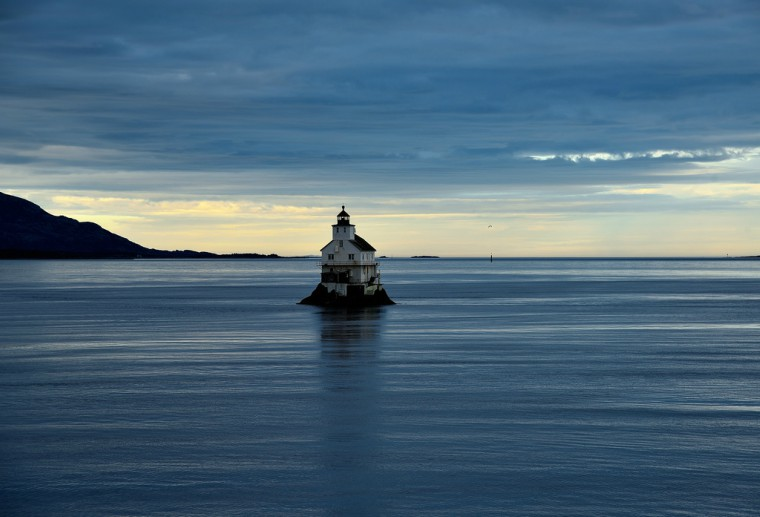 Floro, Norway - Hurtigruten's Classic Round Voyage