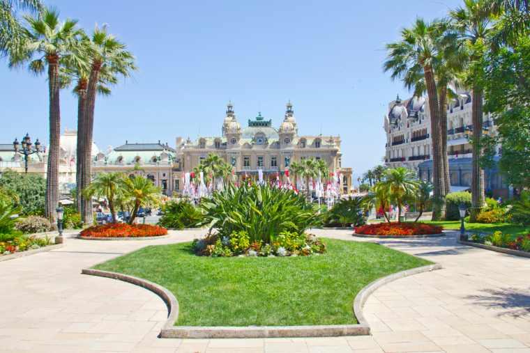Grand Casino in Monaco