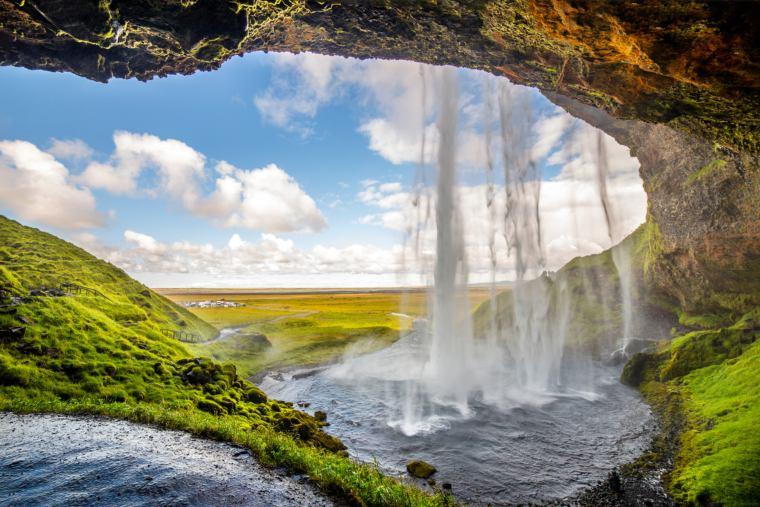 Gullfoss Waterfall Reykjavik