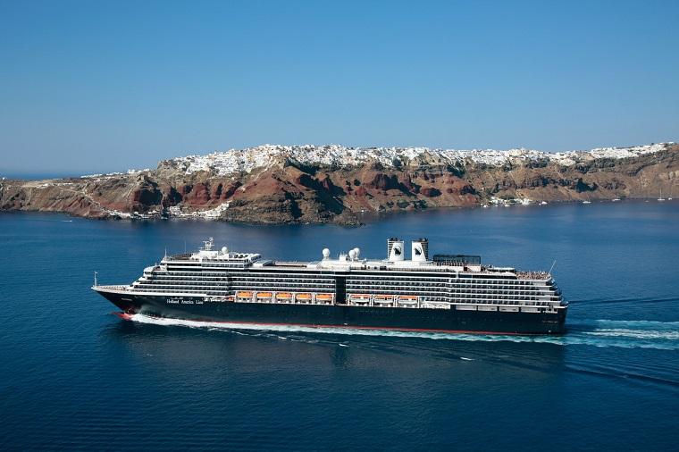 MS Westerdam Santorini