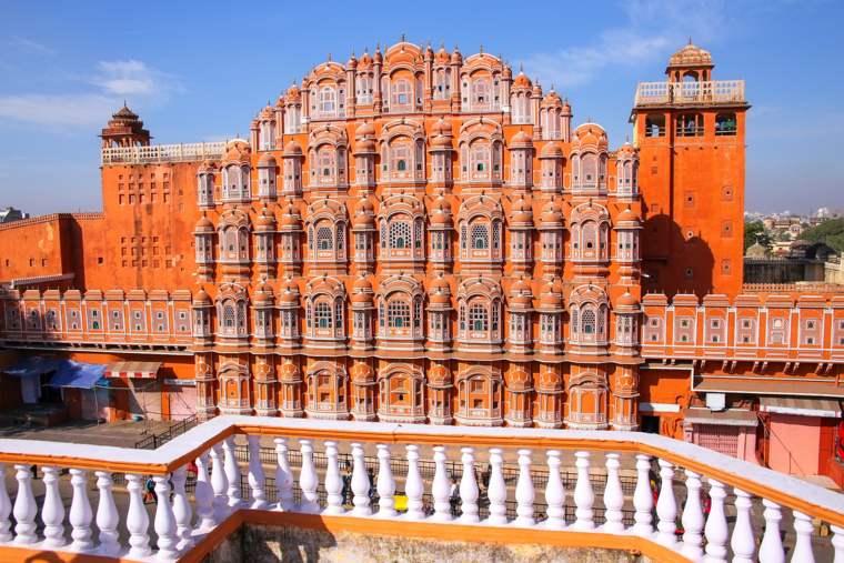 Hawa Mahal - Palace of the Winds, Jaipur