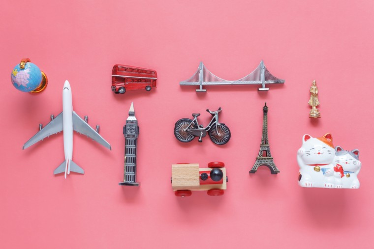 Holiday souvenirs from around the world