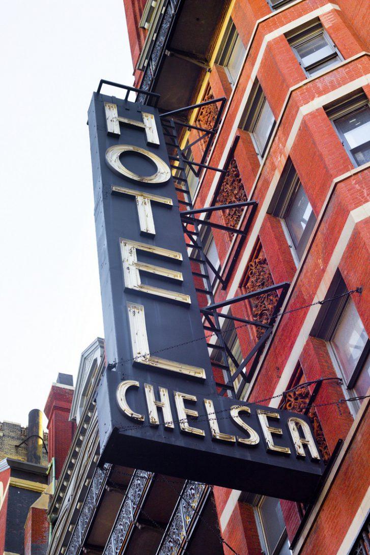 Chelsea Hotel New York City