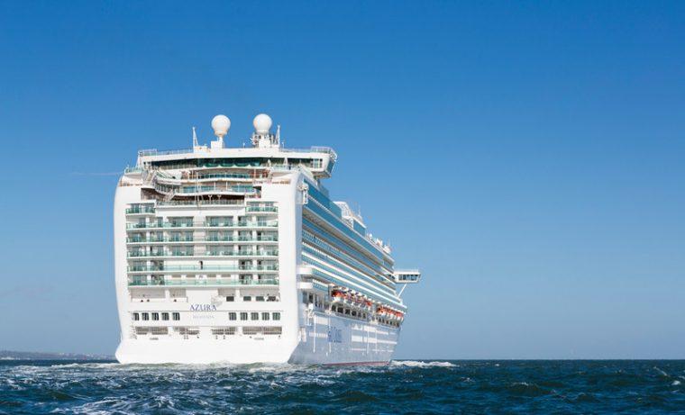 P&O Cruises Azura