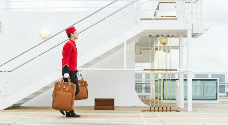 Cunard, Life on board Cunard