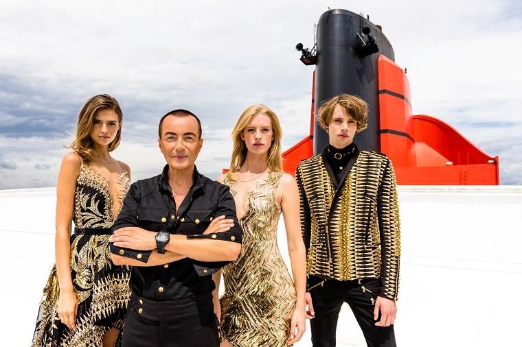 Transatlantic Fashion Week Cunard