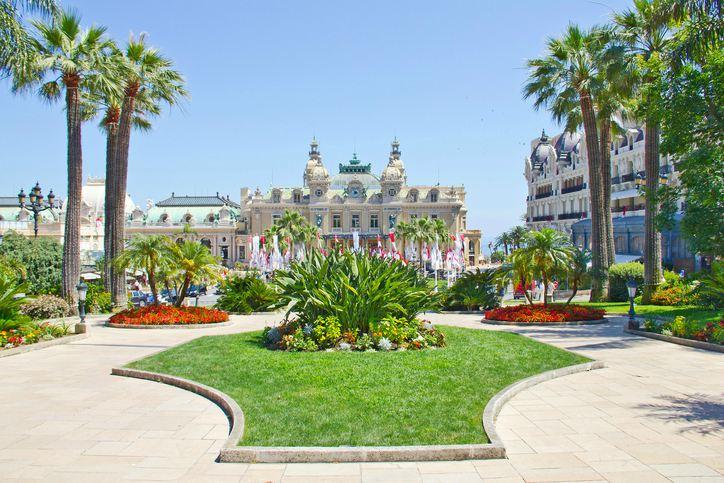 Monaco, Grand Casino - Monte Carlo