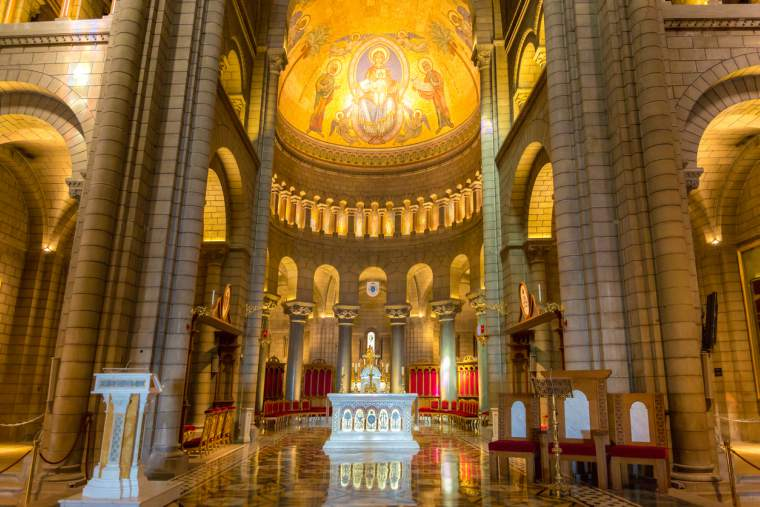Monaco Saint Nicholas Cathedral, Monaco, Monter Carlo