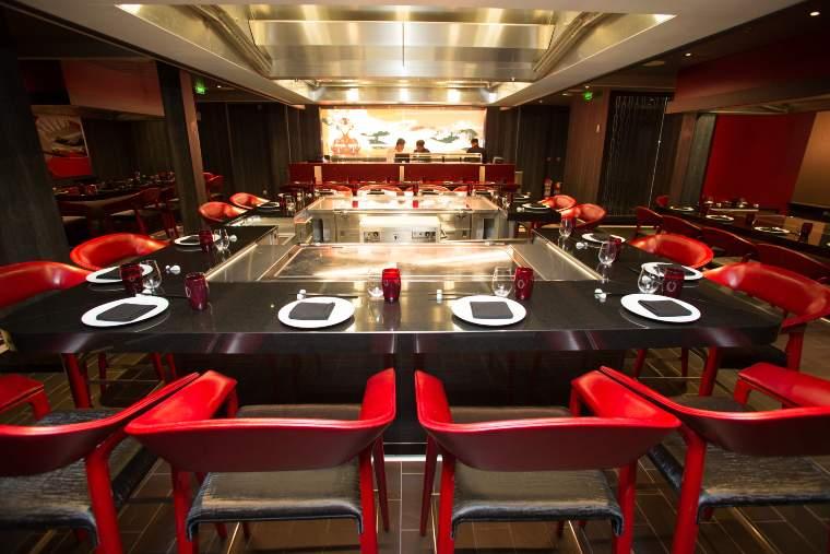 Izumi Hibachi & Sushi Independence of the Seas