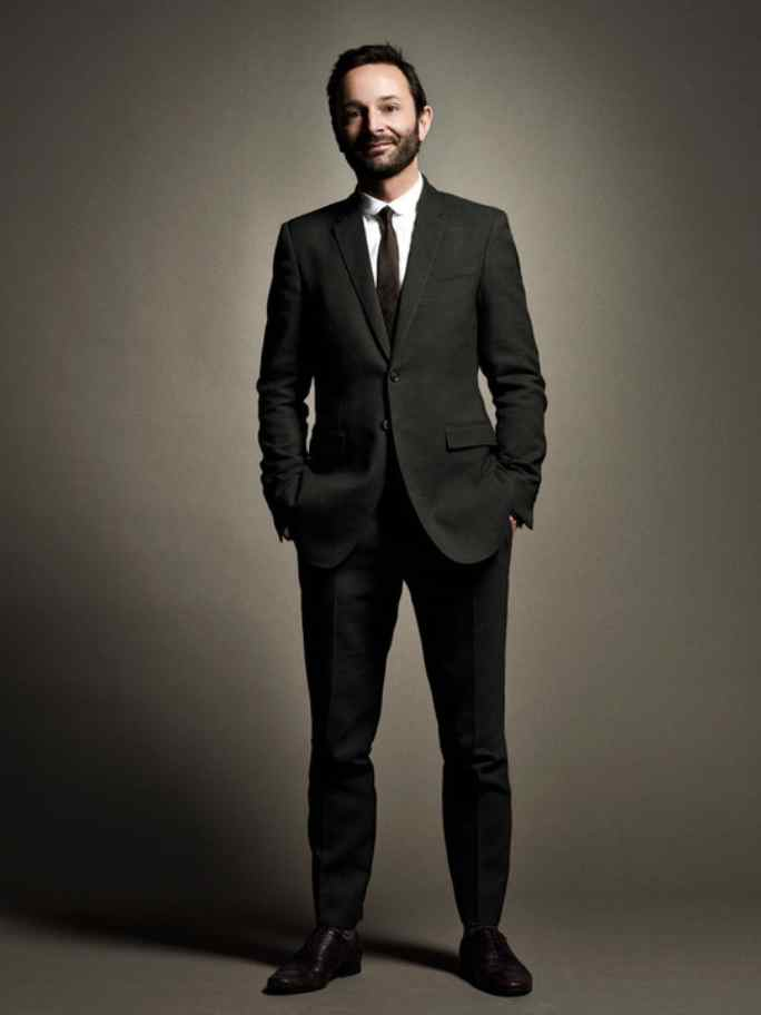 Jeremy Langmead, stylish star behind Cunard's Transatlantic Fashion Week
