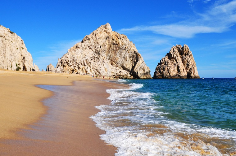 Lovers Beach, Cabo San Lucas, Baja California Sur, Mexico
