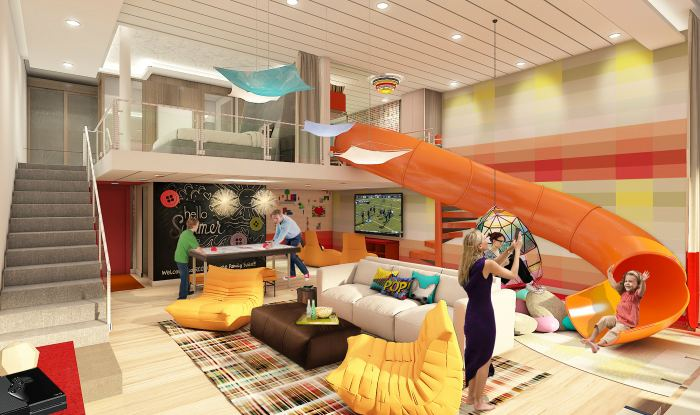 Ultimate Family Suite, Royal Cribbean, Symphony of the Seas