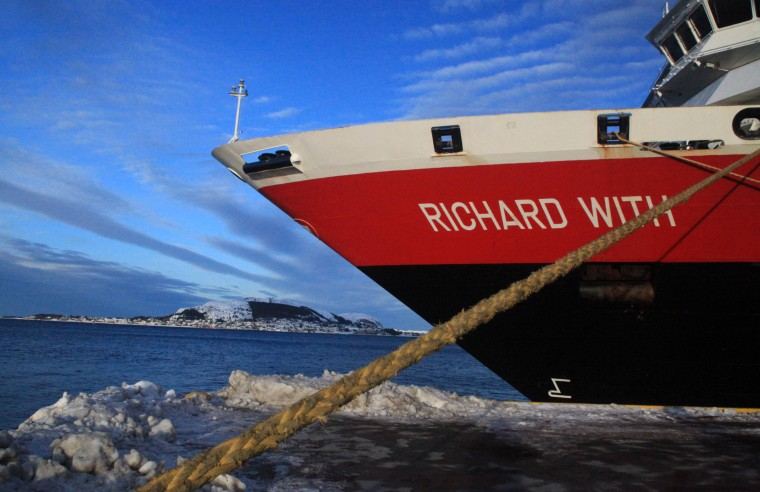 Richard With in Alesund
