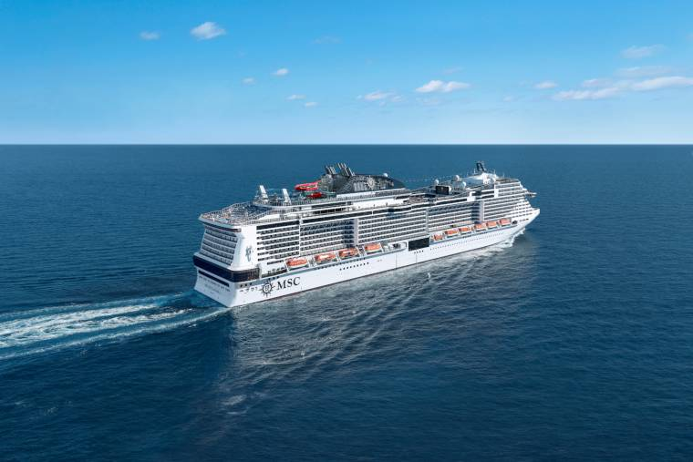 MSC Bellissima, MSC Cruises