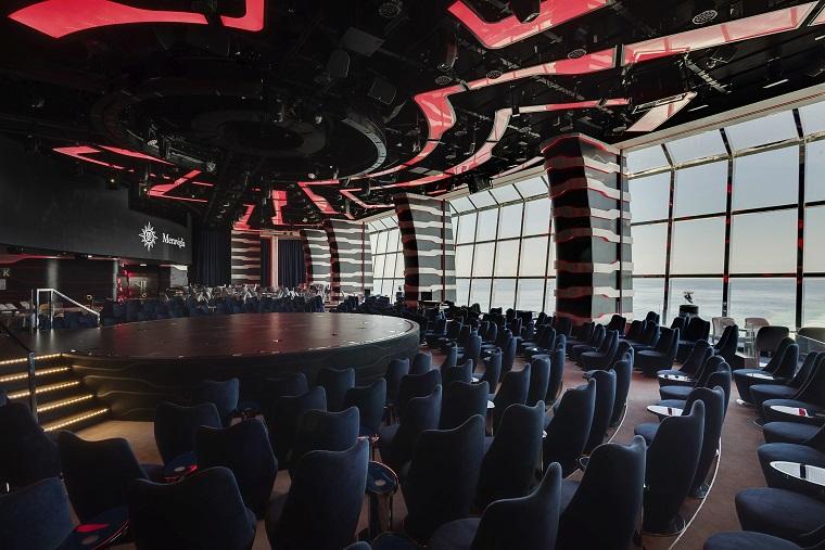 MSC Meraviglia, Carousel Lounge