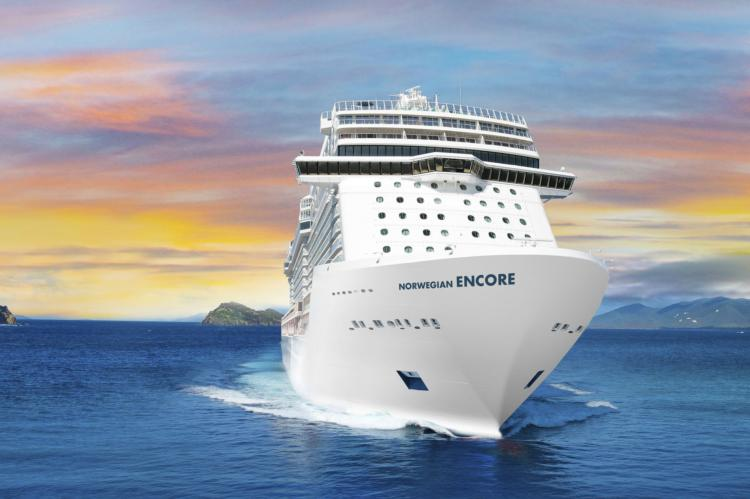 Norwegian Encore, Norwegian Cruise Line, NCL