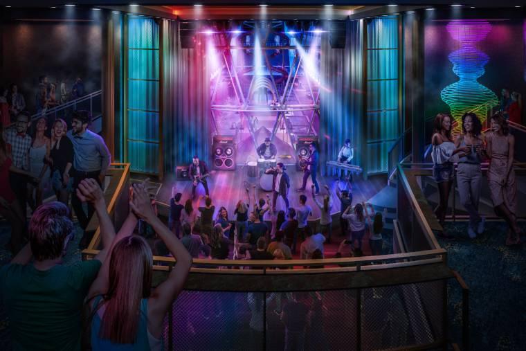 Oasis of the Seas Music Hall