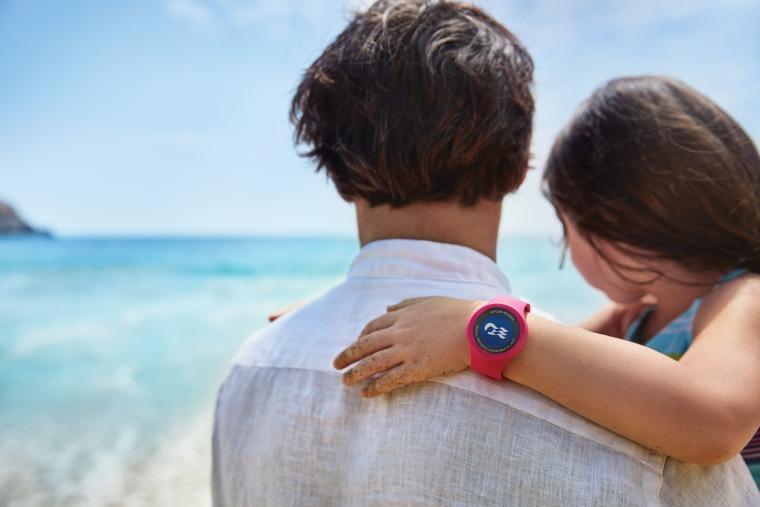 OceanMedallion wearable technology