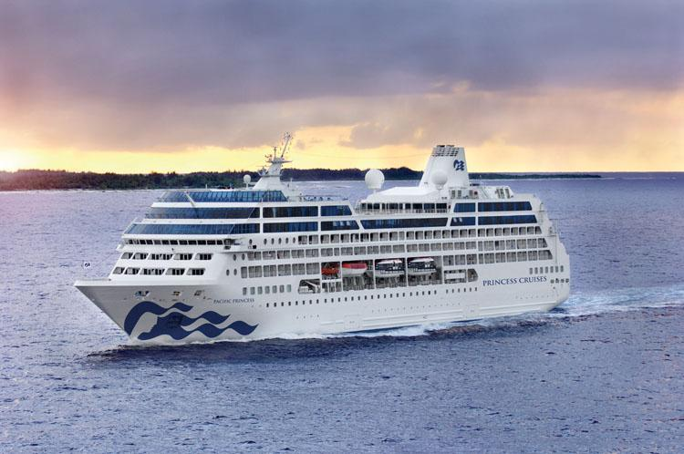 Pacific Princess To Leave Princess Cruises Fleet