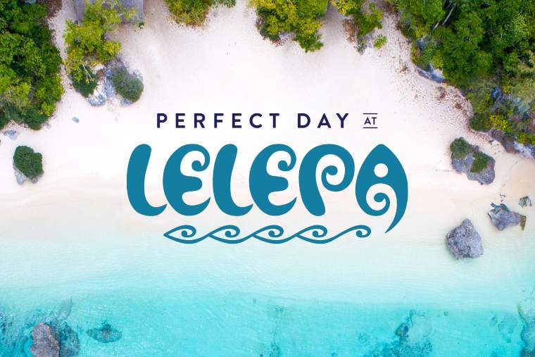 Perfect Day at Lelepa, Royal Caribbean's new private island