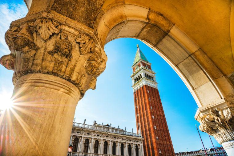 Piazza de San Marco, Venice