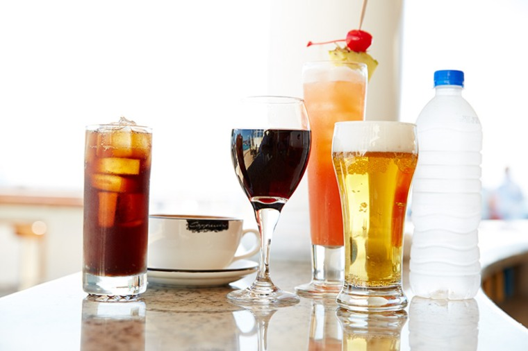 Princess Cruises All inclusive drinks package