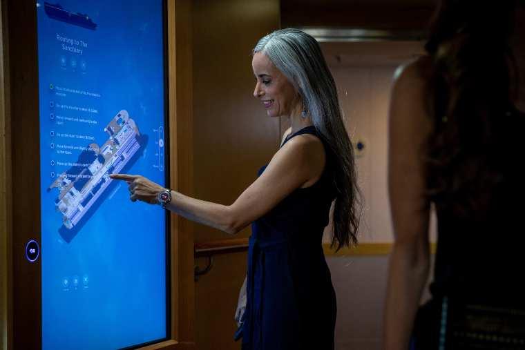 Princess Cruises Medallion Ocean Compass