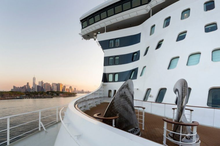 QM2 Transatlantic Fashion Cruise