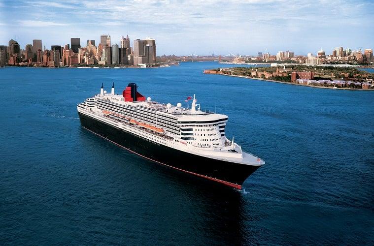 QM2, Cunard