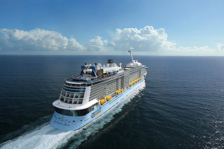 Royal Caribbean Anthem of the Seas, RCI, Quantum Class ship