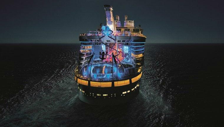 Royal Caribbean, Harmony of the Seas, Symphony of the Seas